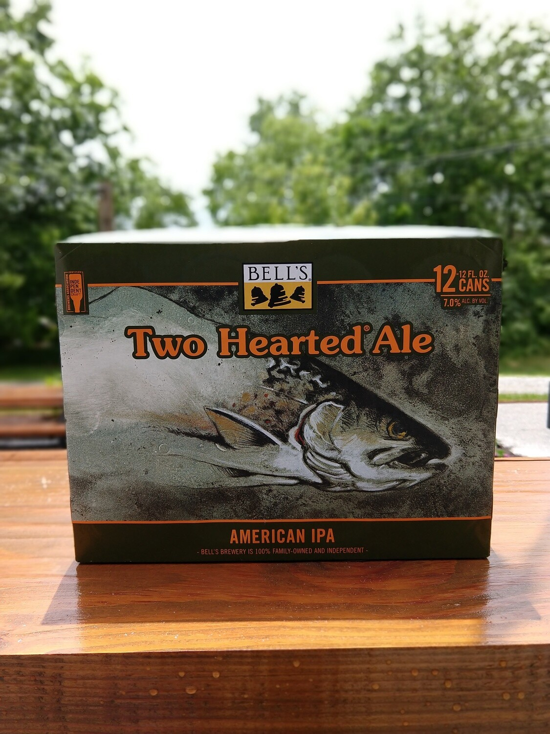 Bells Two Hearted American IPA Cans  (12 Pack)