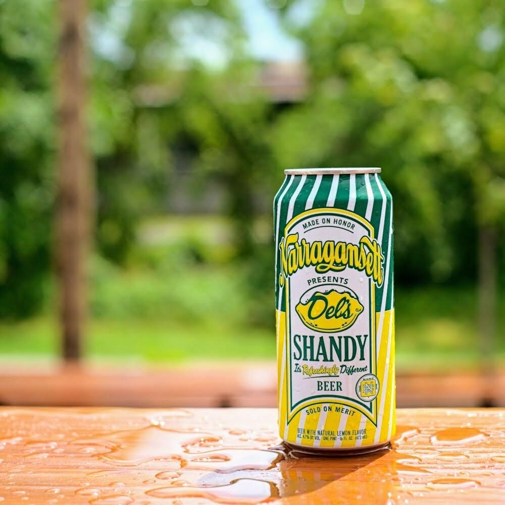 Narragansett Del's Shandy Cans (6pk)