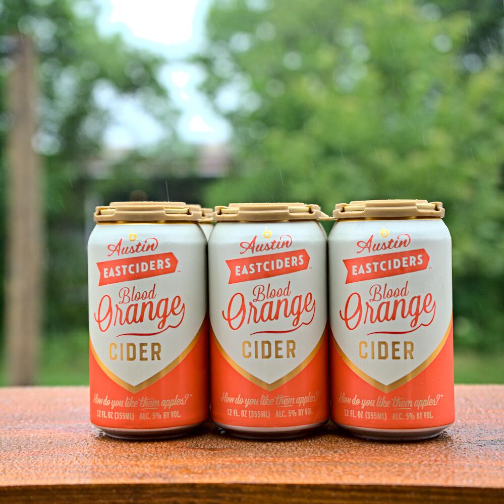 Austin Blood Orange Cider 12oz