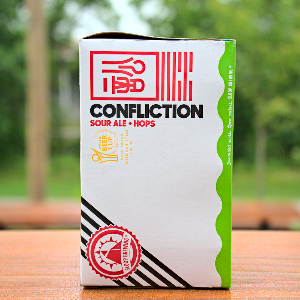 Sloop Confliction Hopped Sour (6pk Cans)