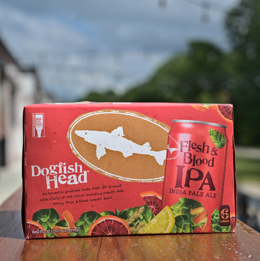 Dogfish Head Flesh And Blood (6pk)