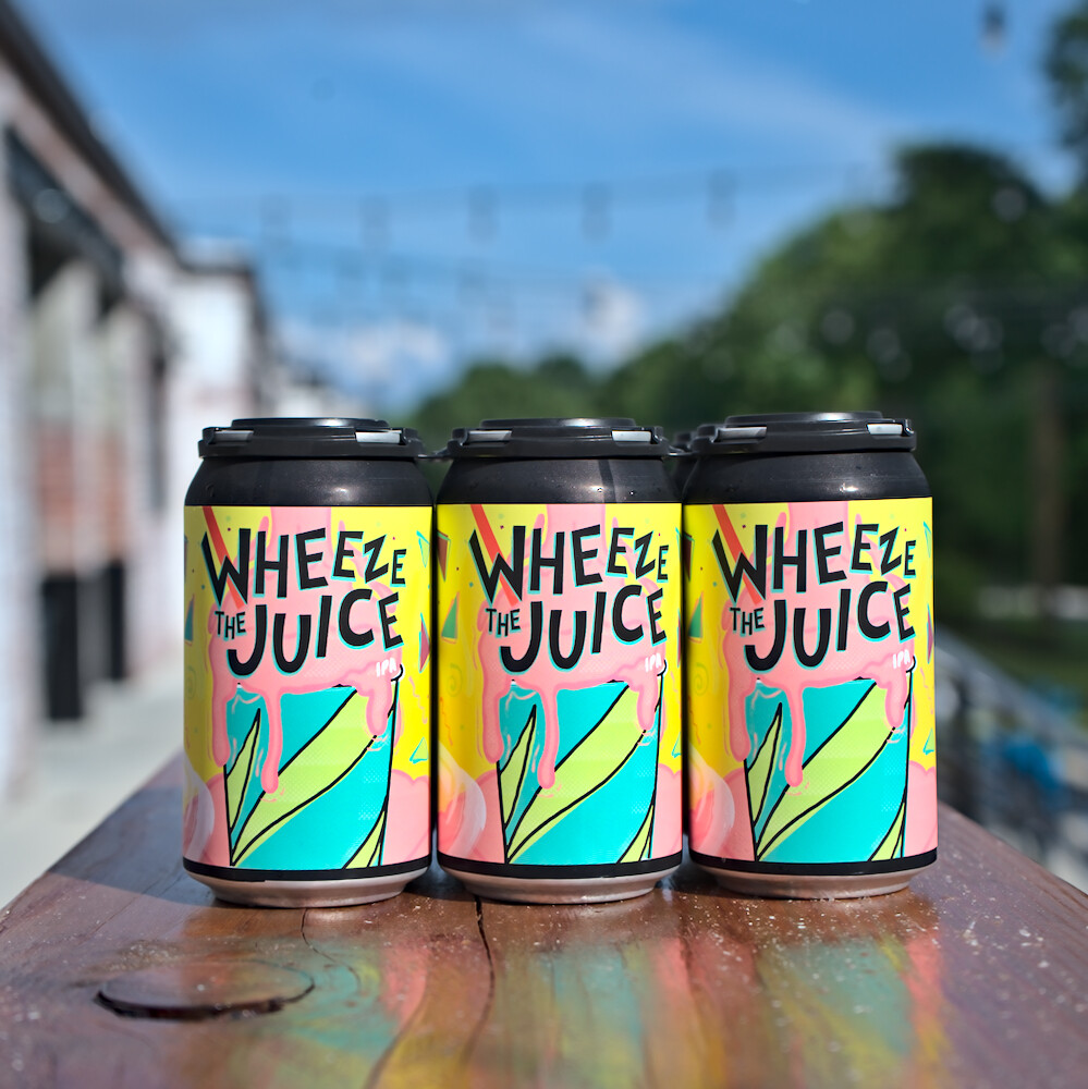 Champion Wheeze The Juice IPA (6pk)