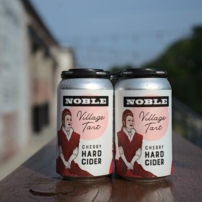 Noble Village Tart Cherry Cider (4pk)