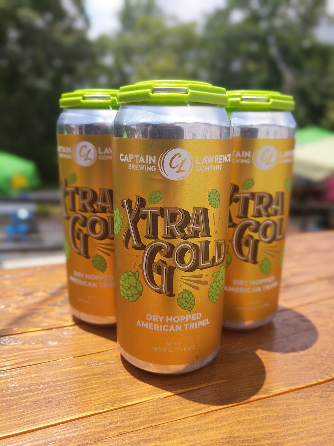 Captain Lawrence Xtra Gold Tripel (4pk)