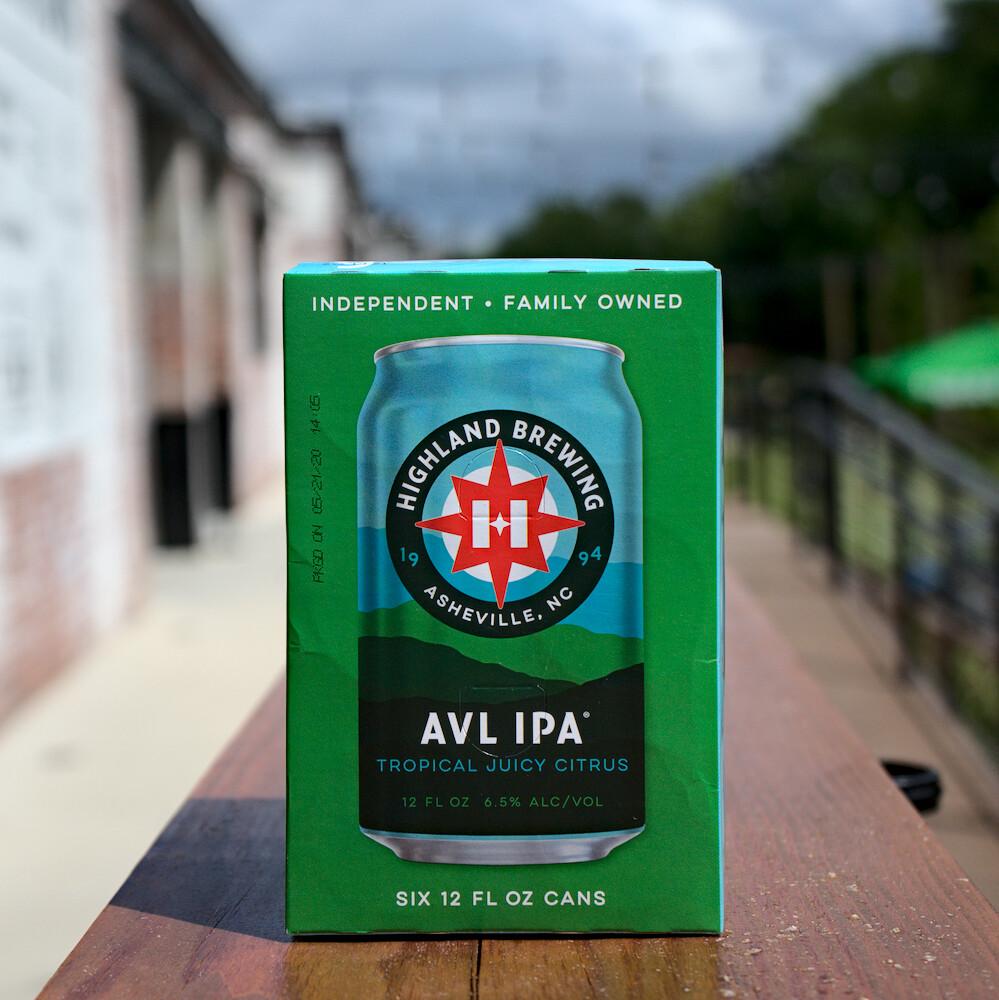 Highland AVL IPA 6pk