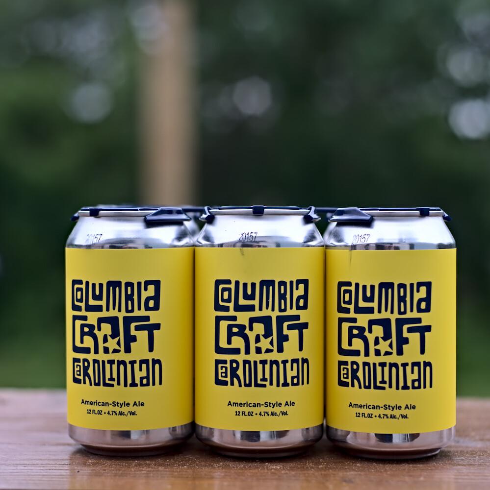 Columbia Craft Carolinian Blonde Ale (6pk)