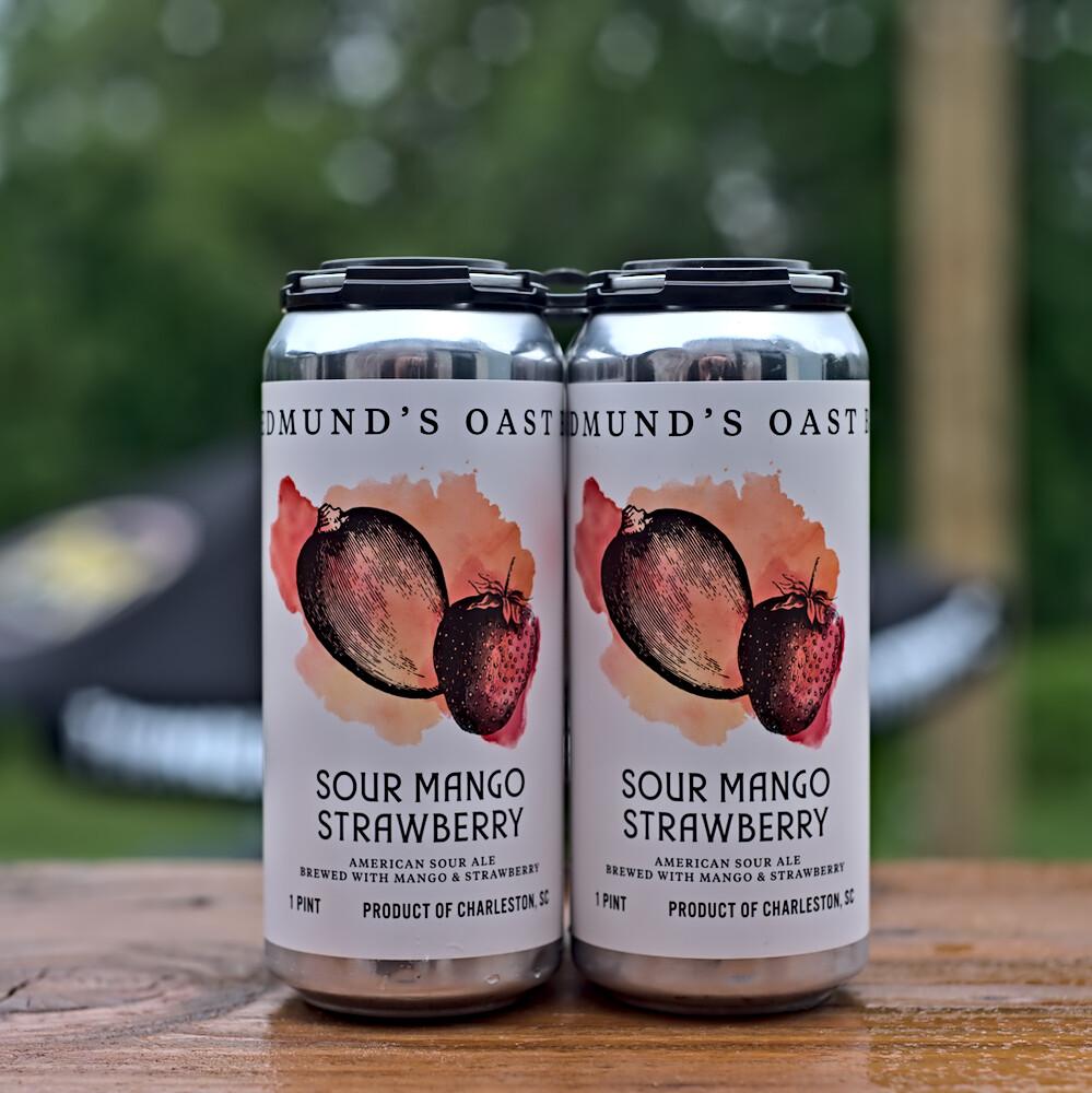 Edmund's Oast Sour Mango Strawberry