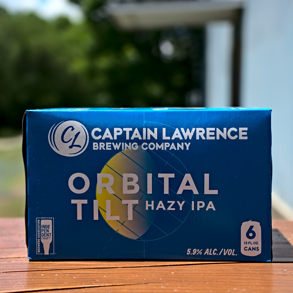 Captain Lawrence Orbital Tilt IPA (6pk)