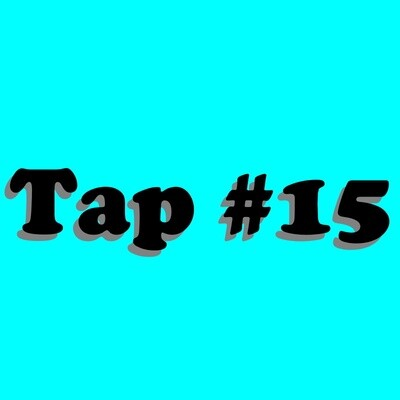 Tap #15 - Noble Village Tart Cherry Hard Cider (32oz Crowler)