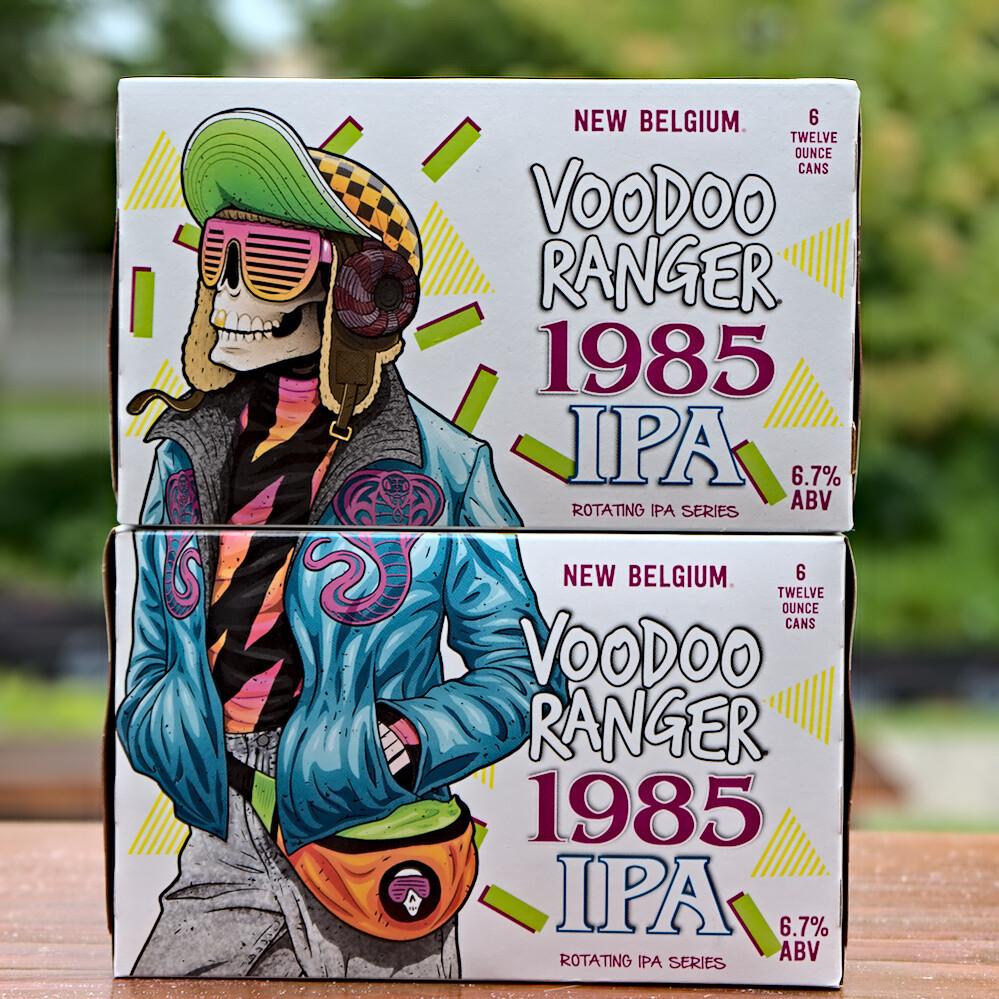 New Belgium Voodoo 1985