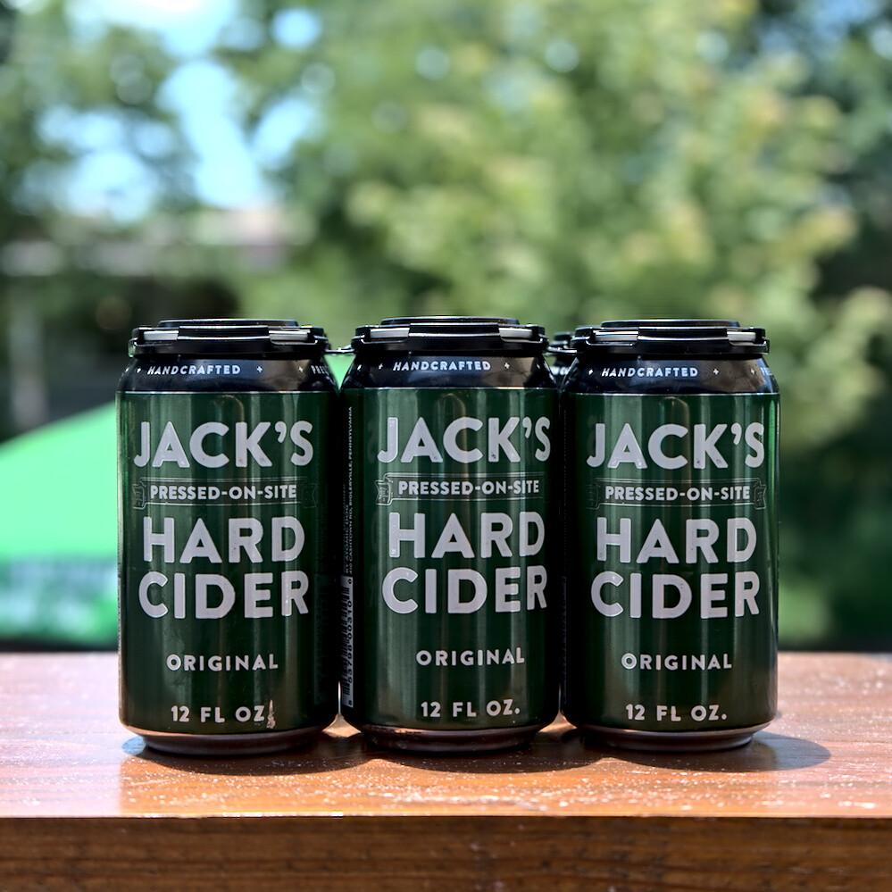 Jack's Original Hard Cider (6pk)