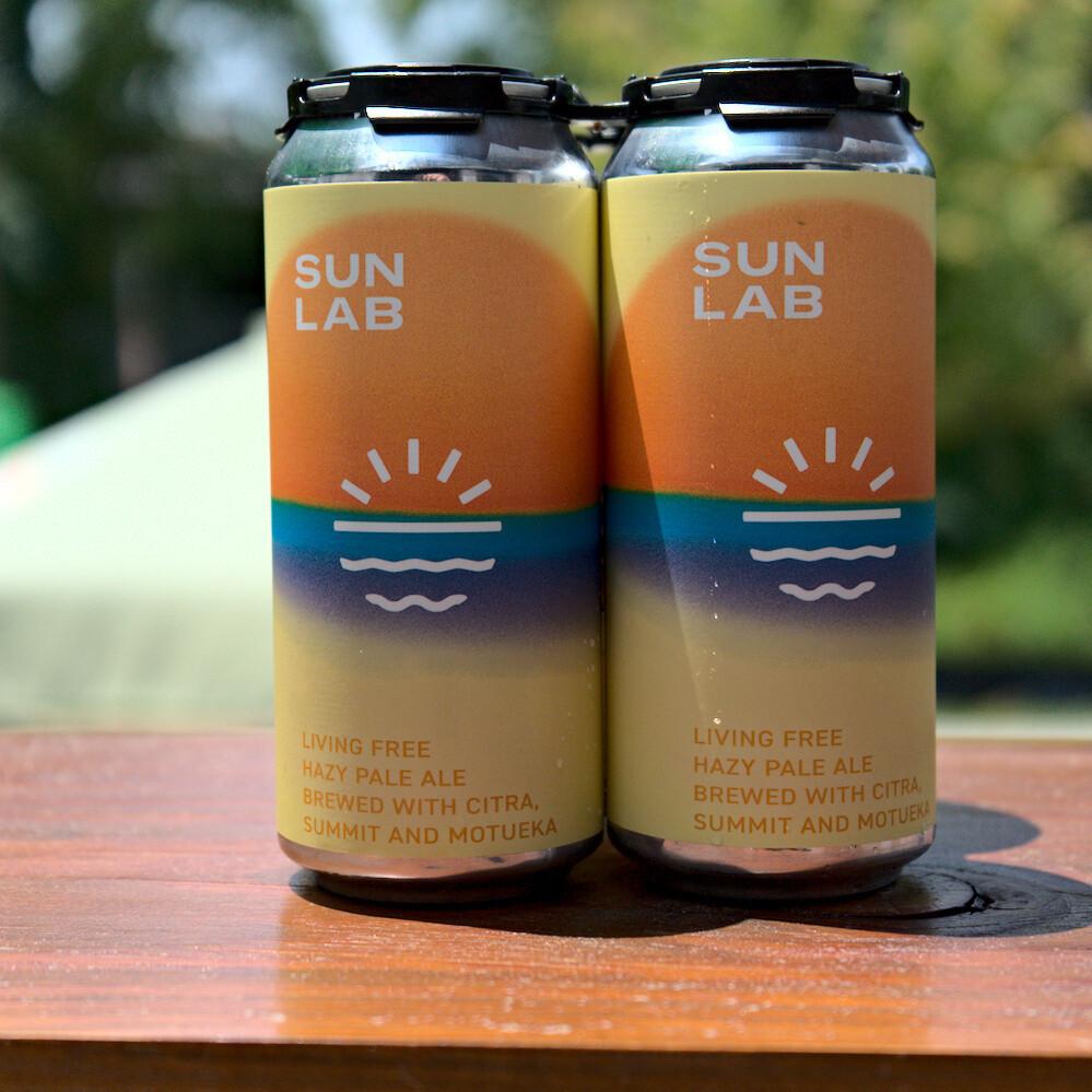 Sun Lab Living Free (4pk)