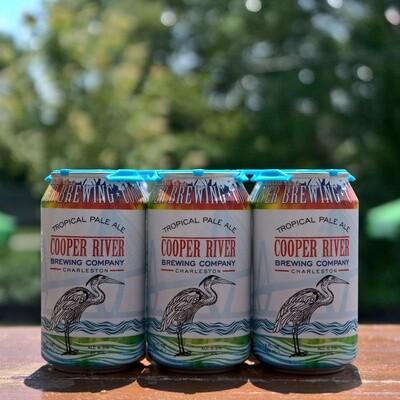 Cooper River Tropical Pale Ale (6pk)