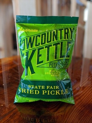 Lowcountry Kettle Chips State Fair Fried Pickle