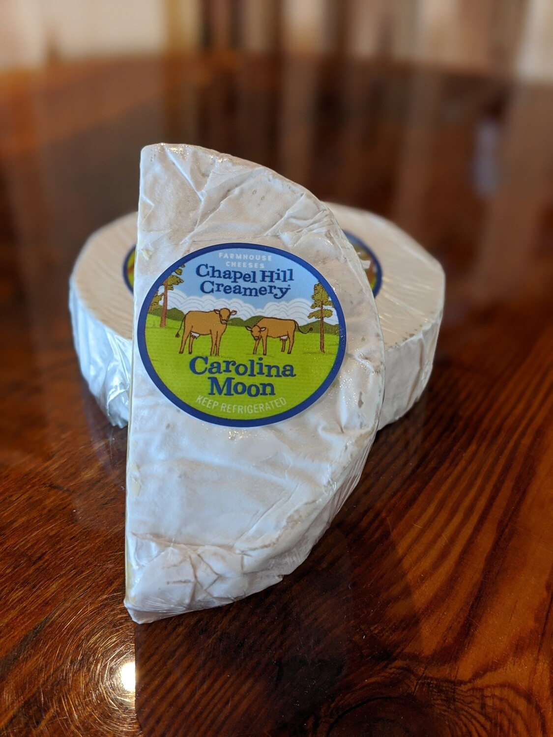 Chapel Hill Creamery Carolina Moon (Half Wheel/5oz)