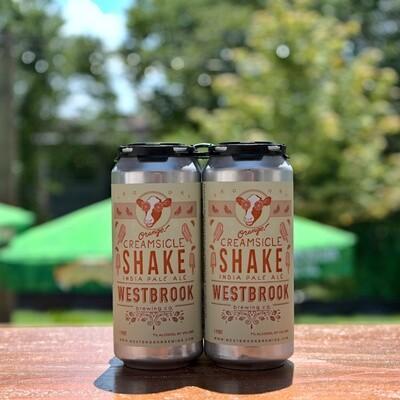 Westbrook Creamsicle Shake IPA (4pk)