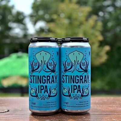 Westbrook Stingray IPA (4pk)