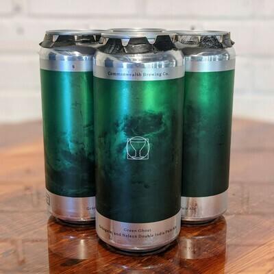 Commonwealth Green Ghost DIPA (4pk)