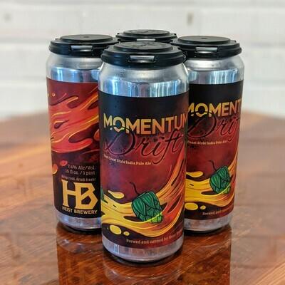 Heist Momentum Drift IPA (4pk)