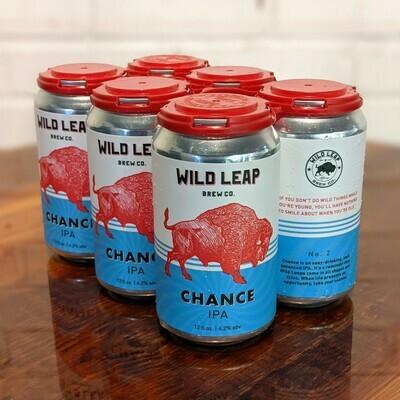 Wild Leap Chance IPA (6pk)