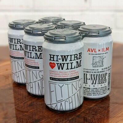 Hi-Wire Loves WILM  Pale Ale (6pk)
