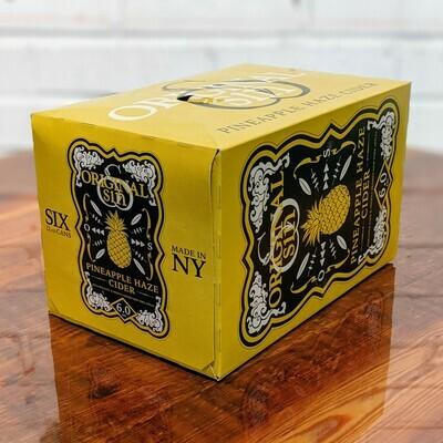 Original Sin Pineapple Haze Cider (6pk)