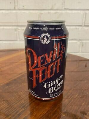 Devil's Foot Ginger Berry