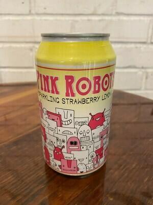 Devil's Foot Pink Robots Sparkling Strawberry Lemonade