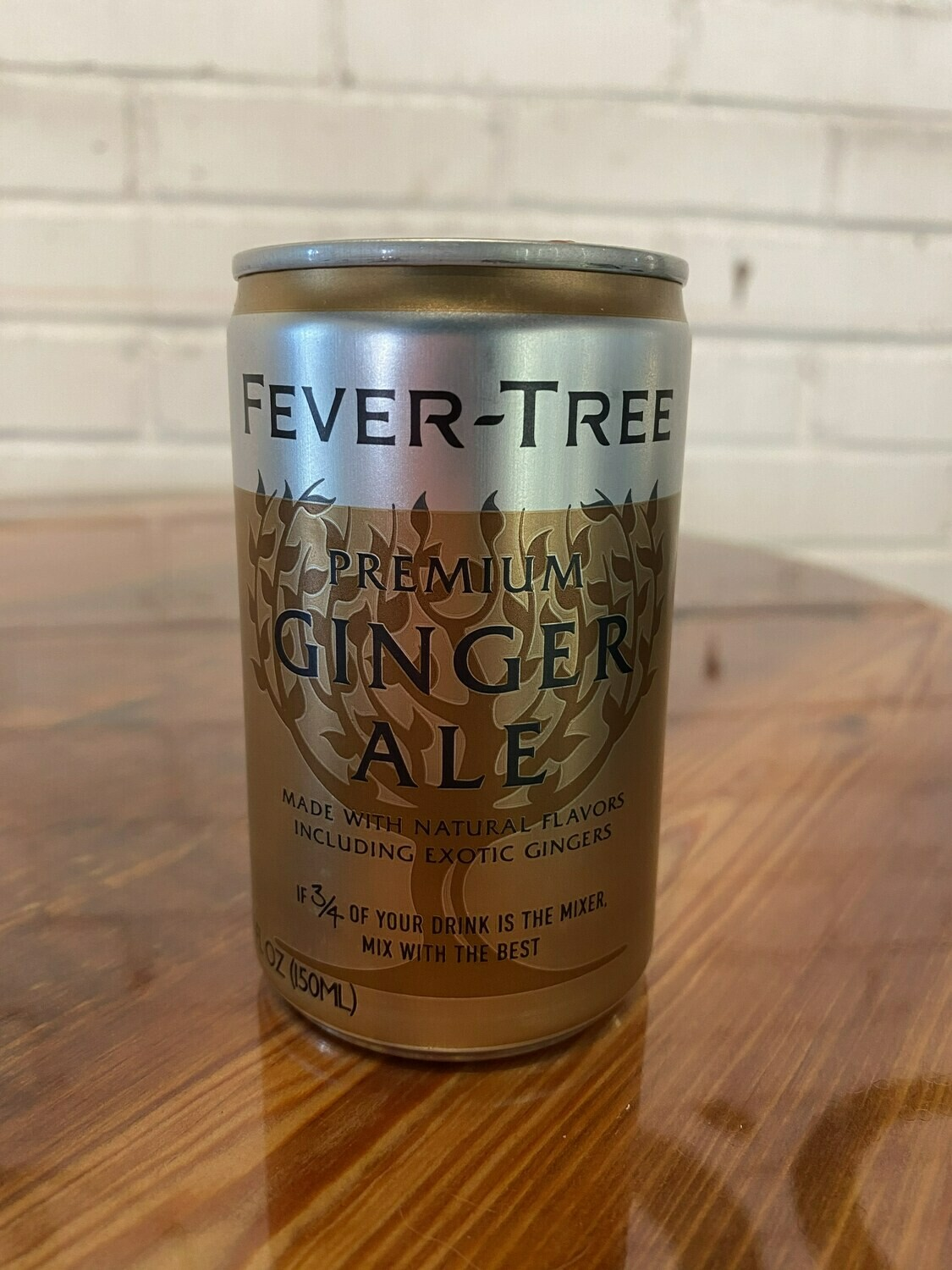 Fever Tree Ginger Beer Mini Can