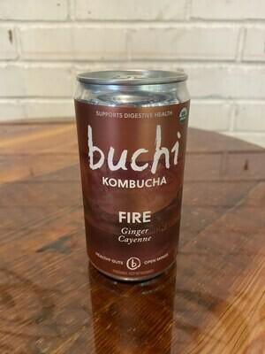 Buchi Kombucha Fire