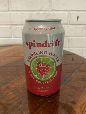 Spindrift Raz Lime