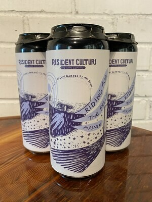 Resident Culture Riding For The Feeling (4pk)