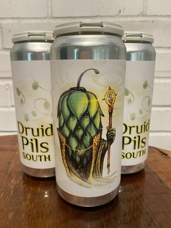Heist Brewery Druid Pils South (4pk)