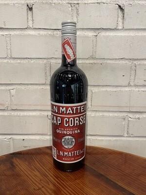 L.N. Mattei Cap Corse Rouge (750ml)