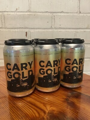 Pursuit Ales By Bond Brothers Cary Gold (6pk)