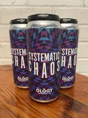 Ology Systematic Chaos Hazy IPA (4pk)