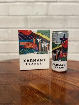 Xarmant Txakoli (4pk cans)