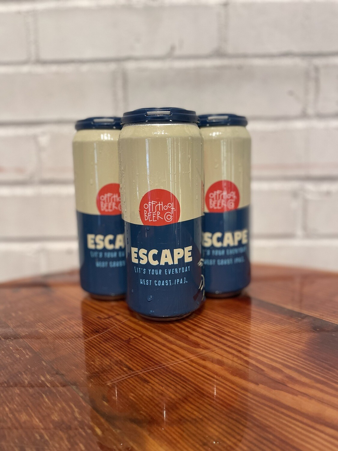 The Bruery/Offshoot Beer Escape IPA (4pk)