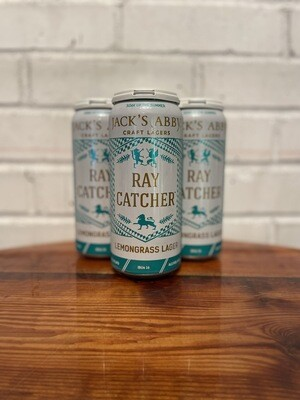 Jack's Abby Ray Catcher Lager (4pk)