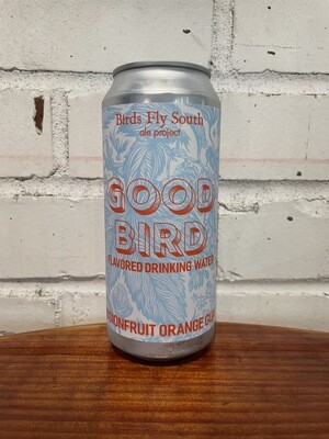 Birds Fly South Good Bird Fruit Sparkling Water (16oz)