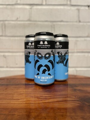 Two Blokes Cone of Uncertainty IPA (4pk)