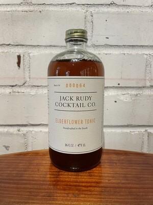 Jack Rudy Elderflower Tonic (473ml)