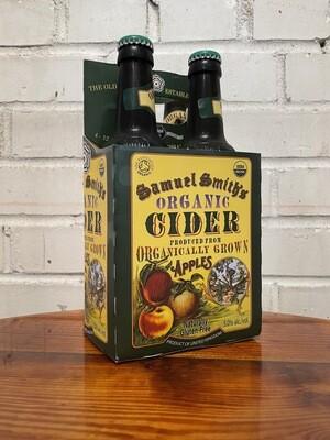 Samuel Smith's Organic Cider (4pk)
