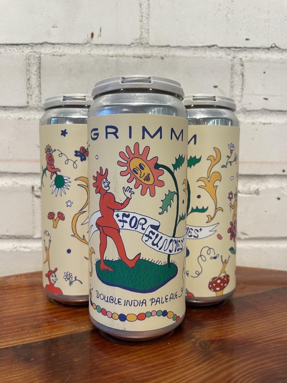 GRIMM For Funsies DIPA (4pk)