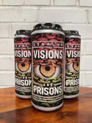 DSSOLVR Visions And Prisons (4pk)