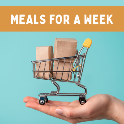 Meals For A Week
