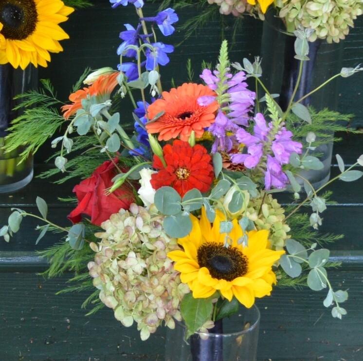 Flower CSA (July, Aug, September)