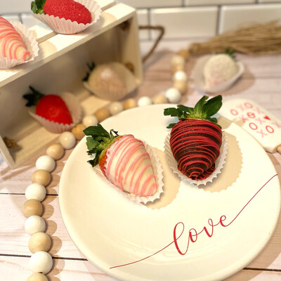 Chocolate Covered Strawberries - PREORDER