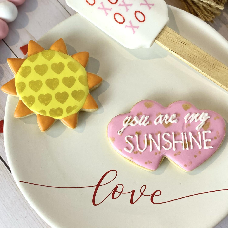 Valentine Cookie Gift Set - PREORDER