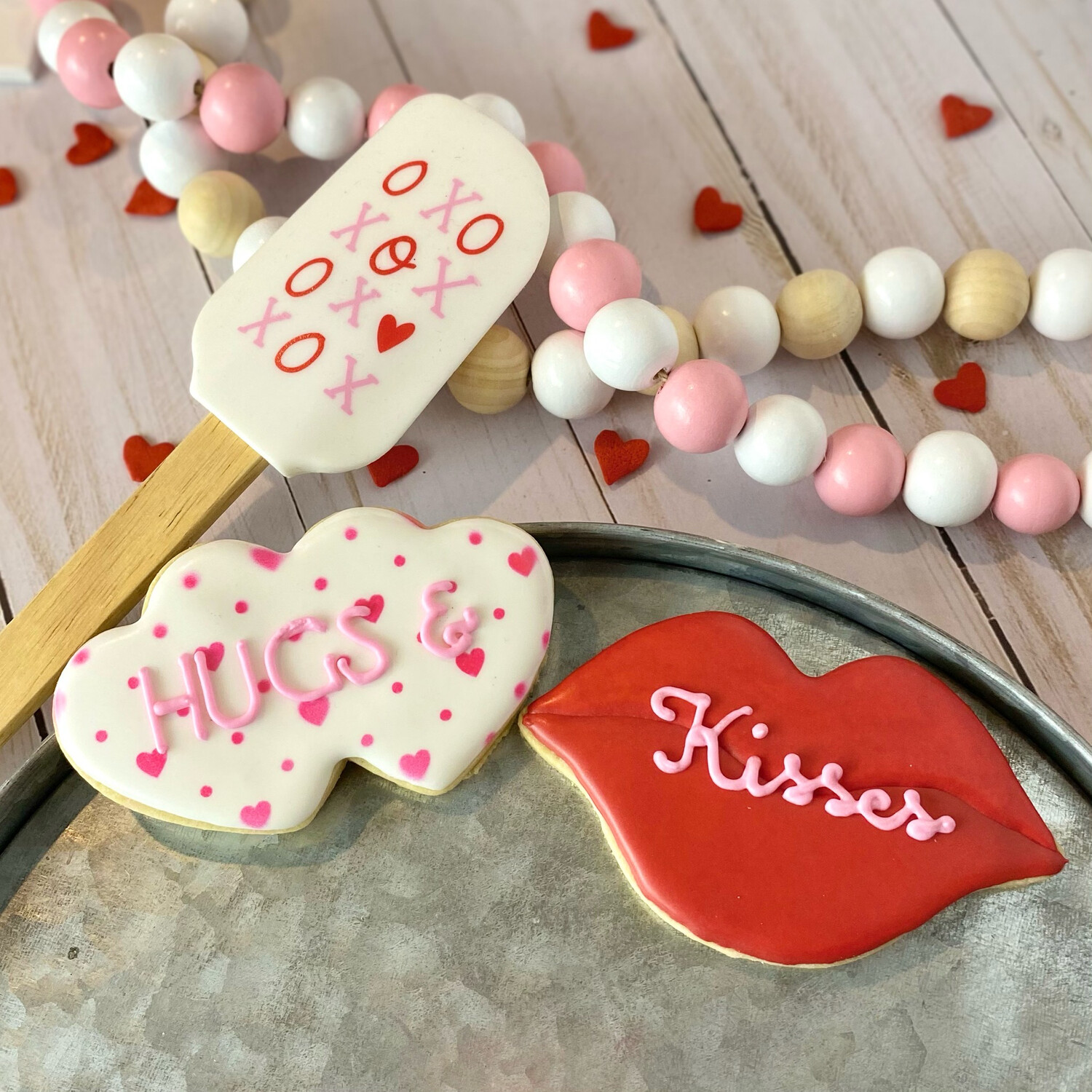 Valentine Cookie Gift Set - PREORDER